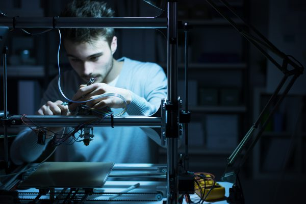 3D Printing Will Disrupt Manufacturing as Adoption Rates Rise
