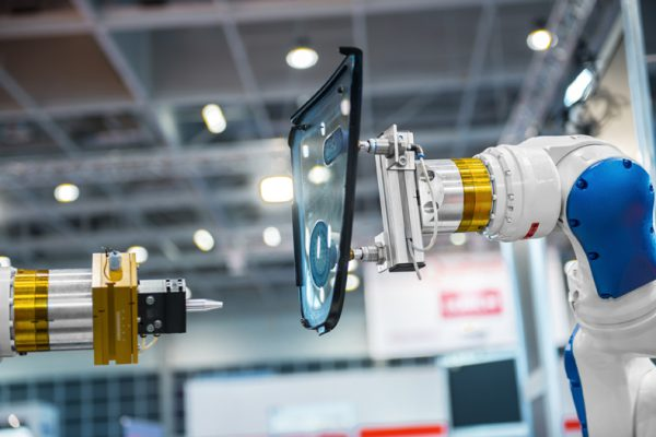 Intelligent Robots Offer a Competitive Edge