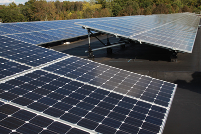 SOLAR PANELS SHINE FOR SUPPLY CHAINS WHETHER THROUGH PURCHASE, LEASE OR PPA