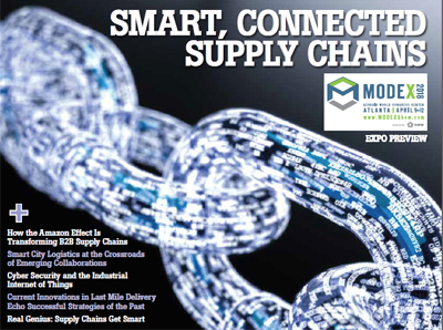 Q1 2018, MHI Solutions: SMART, CONNECTED SUPPLY CHAINS