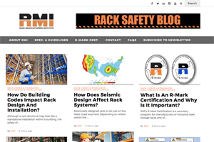 PRODUCT/SOLUTIONS SPOTLIGHT: RMI Launches New Blog