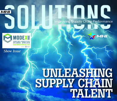 Q2 2018, MHI Solutions: UNLEASHING SUPPLY CHAIN TALENT