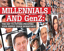Millennials and GenZ:  The Key to Future-Proofing Your Supply Chain Workforce