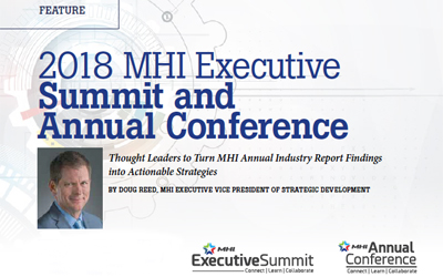 2018 MHI Executive Summit and Annual Conference