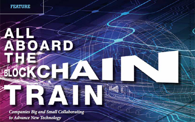 All Aboard the Blockchain Train