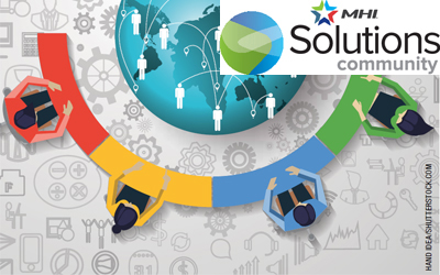 SOLUTIONS COMMUNITY: Focusing on Solutions for MHI Members, User Community