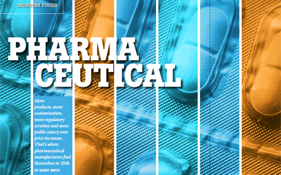 INDUSTRY FOCUS: Pharmaceutical