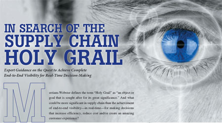 In Search of the Supply Chain Holy Grail