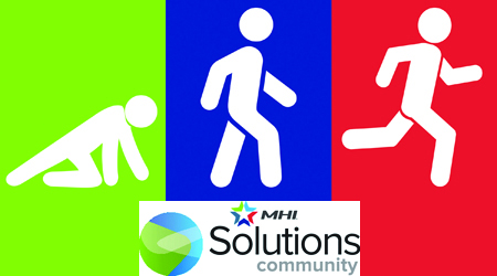 SOLUTIONS COMMUNITY: Crawl, Walk, Run Approach Helps Overcome Barriers to Implementing New Technology