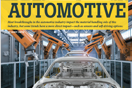 INDUSTRY FOCUS: Automotive