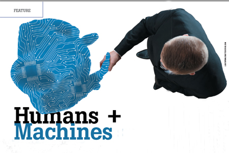 Humans + Machines = Exponential Improvements