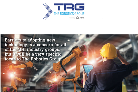 PRODUCT SPOTLIGHT:  The Robotics Group