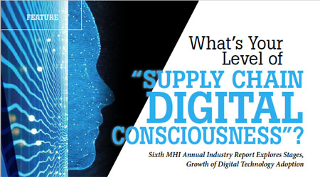 "What's Your Level of ""Supply Chain Digital Consciousness""?"