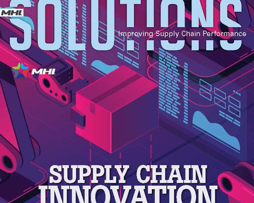 Q3 2019, MHI Solutions: Supply Chain Innovation