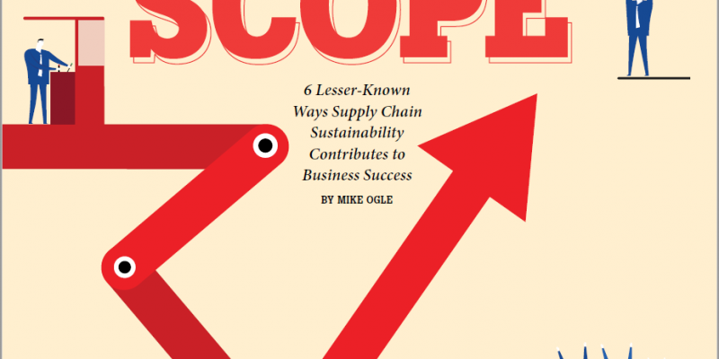 Broadening the Scope: 6 Lesser-Known Ways Supply Chain Sustainability Contributes to Business Success