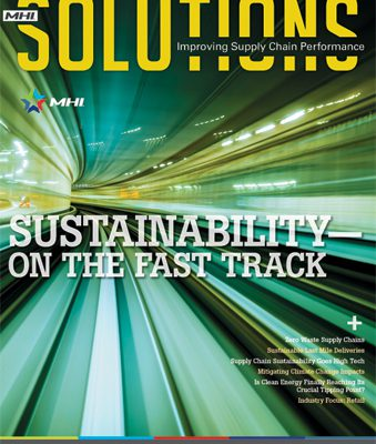 Q4 2019, MHI Solutions: Sustainability—On the Fast Track